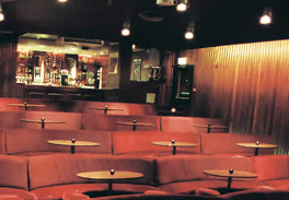 The sugar club interior